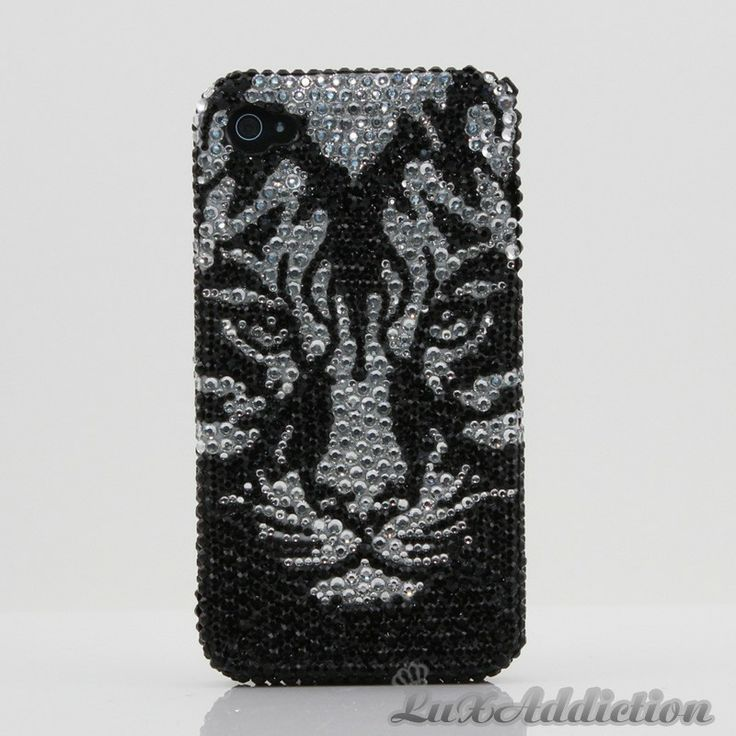 """Style 373 This Bling case can be handcrafted for iPhone 4/4S, 5, 5S, all Samsung Galaxy models (S3, S4, Note 2). The current price is $79.95 (Enter discount code: """"facebook102"""" for an additional 10% off during checkout)"""