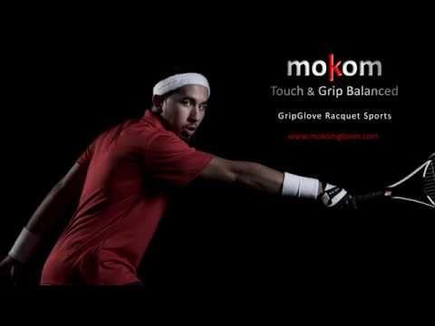 Mokom Racquet Sports Gloves Video