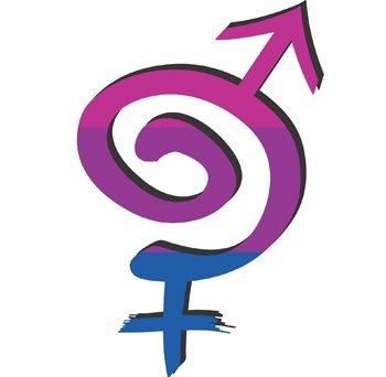 pride symbols Bisexual