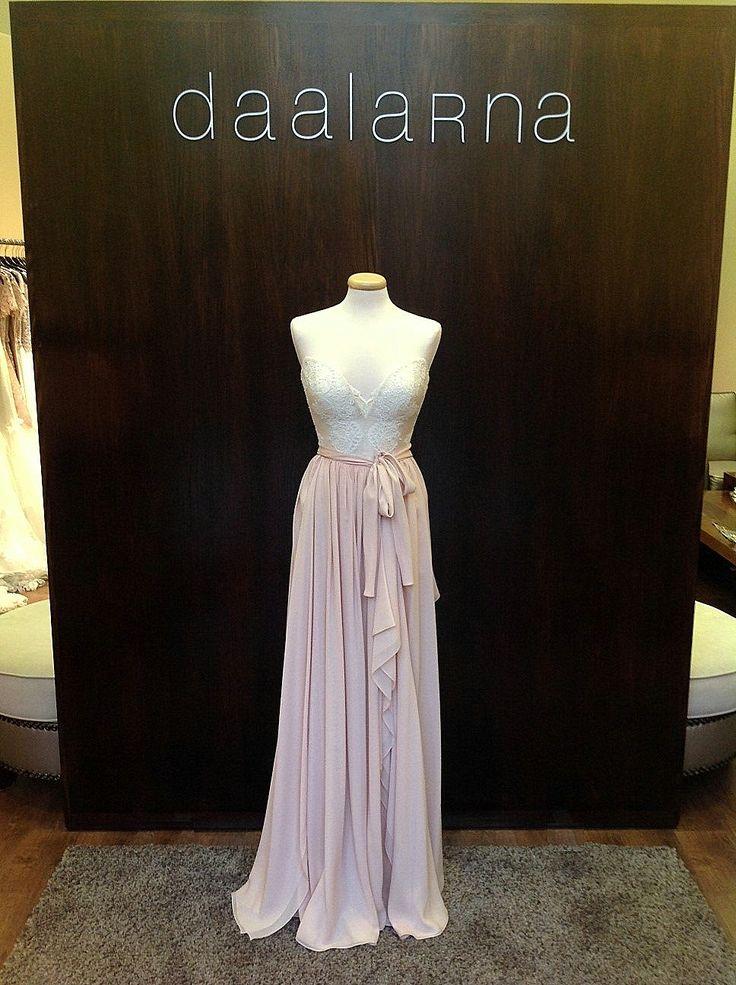 November 2014_ Light Pink Daalarna Couture wedding dress