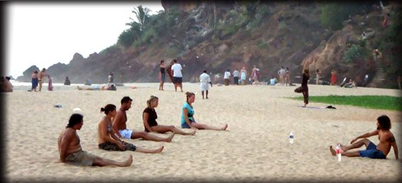 Official website of Varkala Tourism development Council