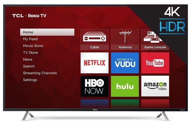 Los Mejores Smart TVs: Si quieres acceso fácil a cientos de aplicaciones de streaming, para ver tus películas y series favoritas, estos smart tv lo tiene