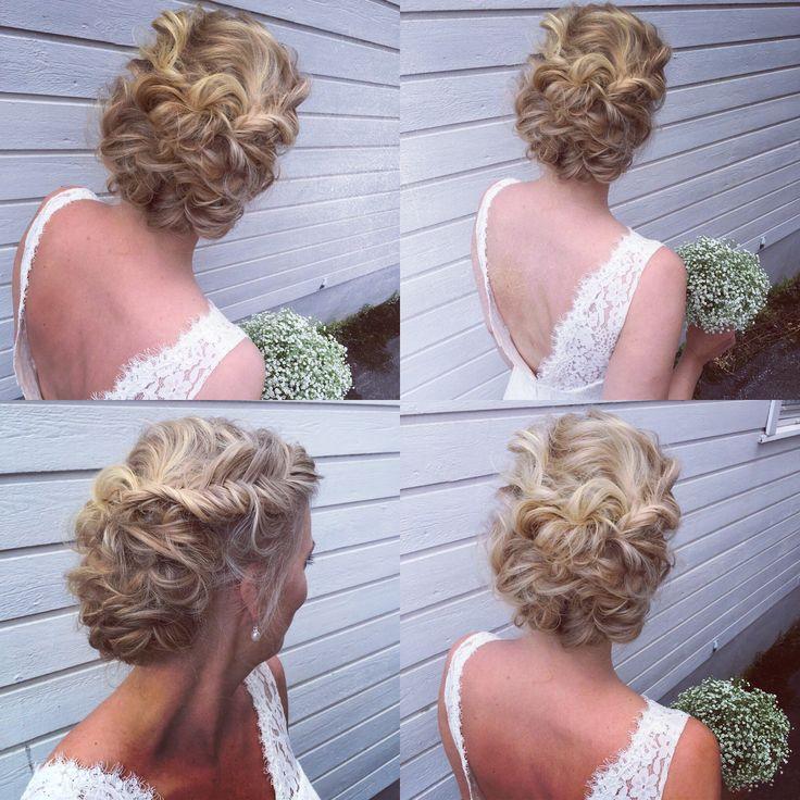 #updo #wedding #bride