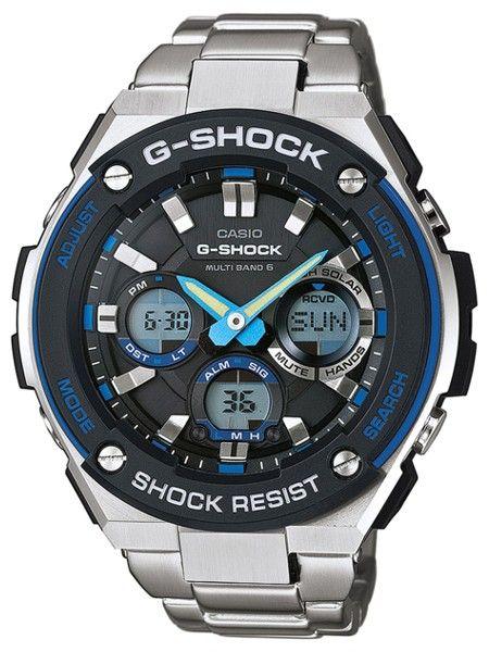 CASIO G-SHOCK G-STEEL | GST-W100D-1A2ER