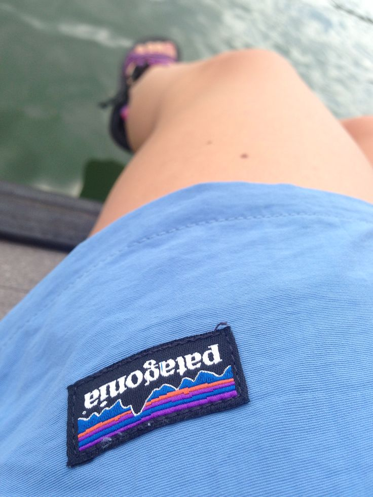 Patagonia and Chacos. Sounds like a summer adventure.