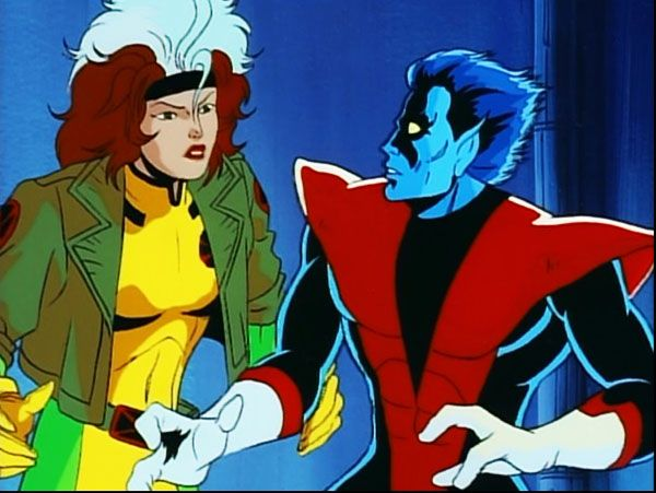 X Men Tas Bloodlines In 2020 X Men Animation Series Animation