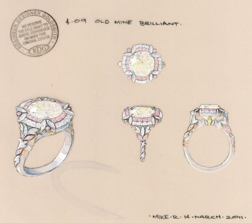 Jewel Of The Week The Creation Of A Pink Diamond Double