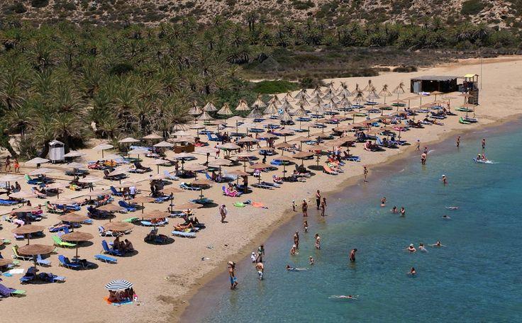 Greece's Revised Shoreline Use Law Takes Effect.