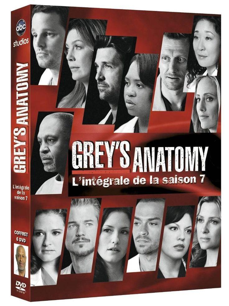 Grey s Anatomy (À coeur ouvert) - Saison 7 - DVD NEUF SERIE TV