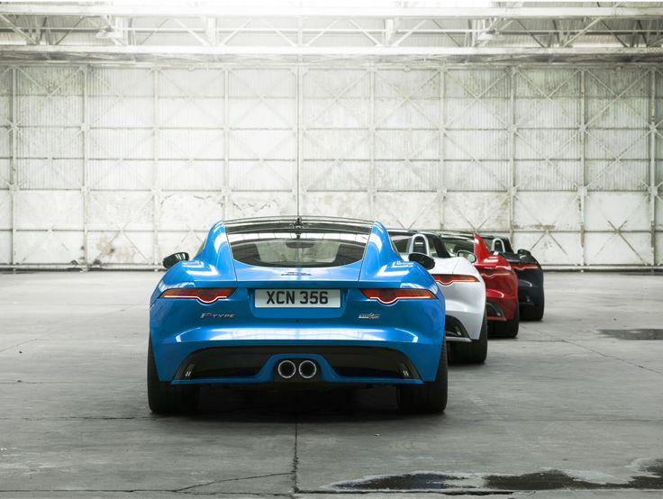 Jaguar F-Type w wersji British Design Edition