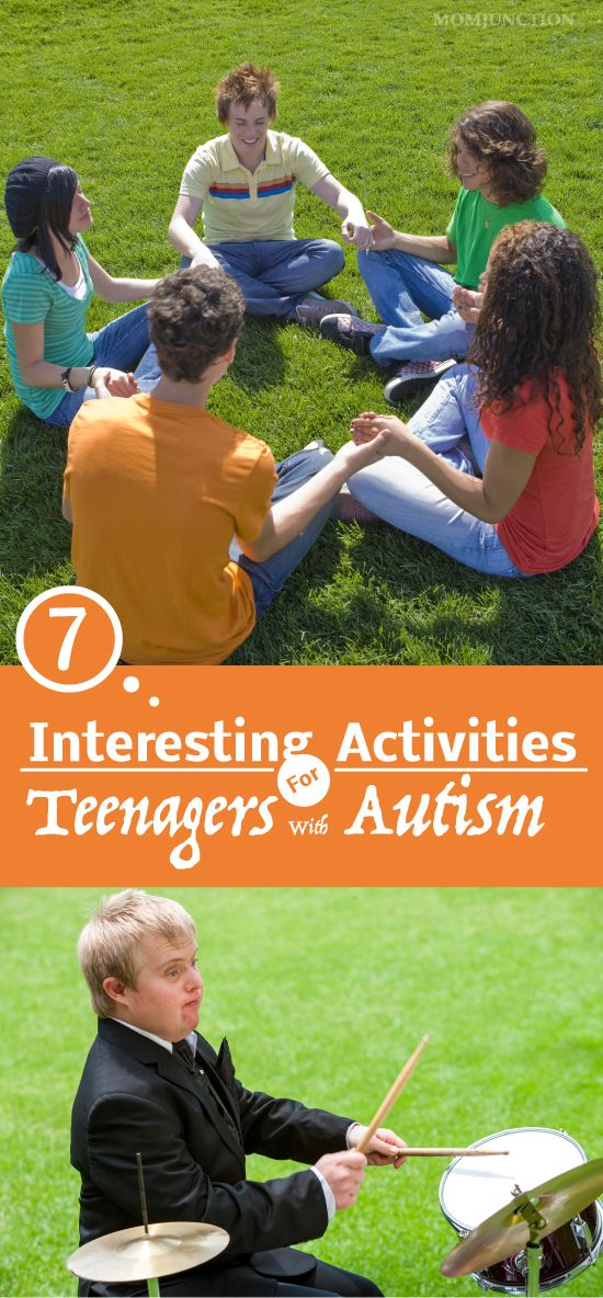 7 Interesting Activities For Teenagers With Autism