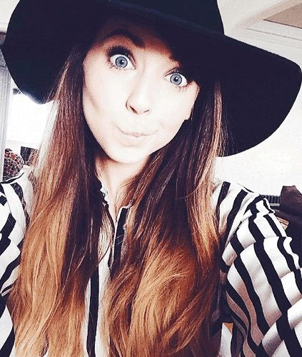 Zoe Sugg is my favorite girl youtuber