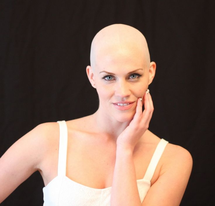 Lover Bald Photo Baldies Bald Girl Short Hair