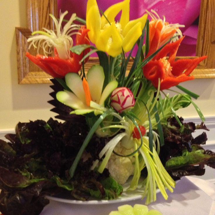 Bilder zu fruit and vegetable carvings auf pinterest