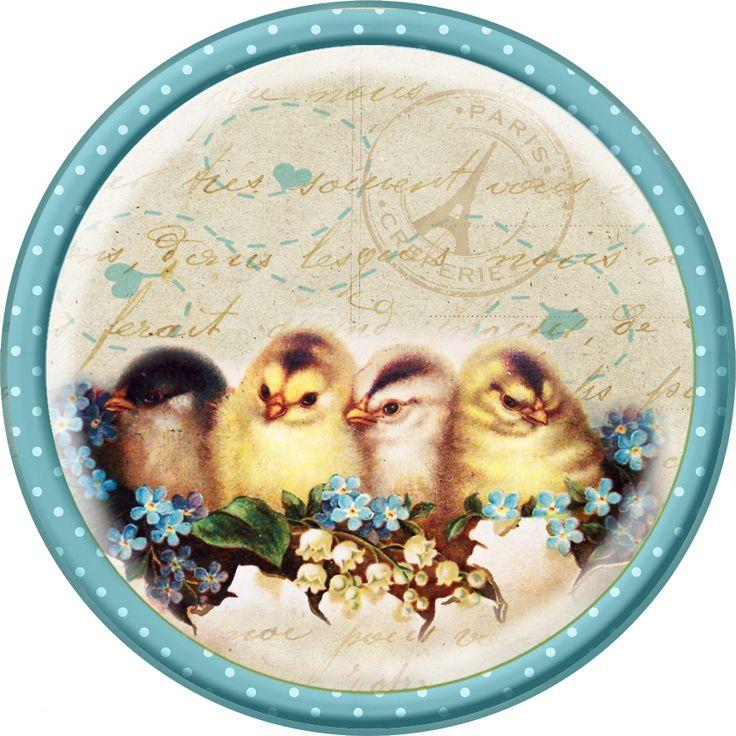 Digi stemple by AliceCreations: Wielkanoc