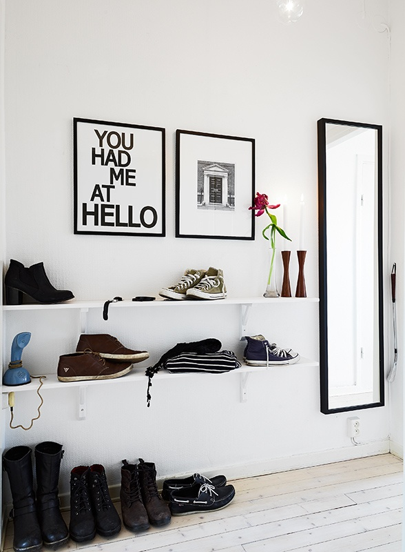 17+ images about Hall on Pinterest | Ana white, Entryway and ...