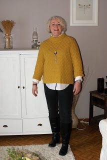 XL Cheap & Chic: Minusta on tullut äitini - I have become my mom......