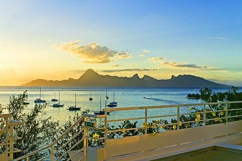 Tahiti - Polinesia: Sofitel Tahiti, Photo