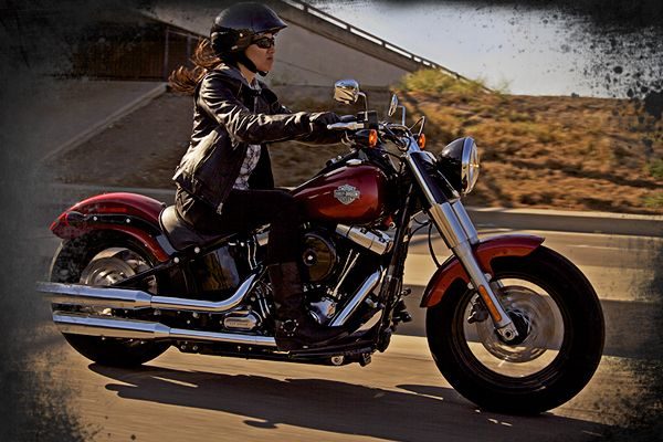 Take The Ride Of A Lifetime to the party of a lifetime. Make the Softail(R) Slim(TM) your new Harley(R) with financing as low as 2.99% APR*.