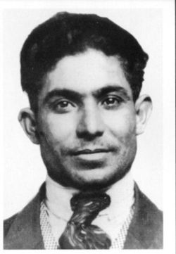 "Salvatore ""Black Sam"" Todaro (died June 11, 1929) was a Cleveland, Ohio, mobster who briefly acted as the head of the Cleveland crime family during the late 1920s, while the crime family's boss was absent from Cleveland, away in Italy overseeing personal matters. While his boss was away, the ambitious Todaro would use this opportunity to align himself with a new rising power within the Cleveland Mafia, and eventually betray his former benefactor. Todaro's birth name was Agosto Archangelo…"