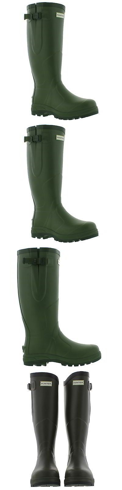 Mixed Items and Lots 63850: Hunter Original Balmoral Classic Wellington Mens Green Wellies Boots Size 6-12 -> BUY IT NOW ONLY: $80.49 on eBay!