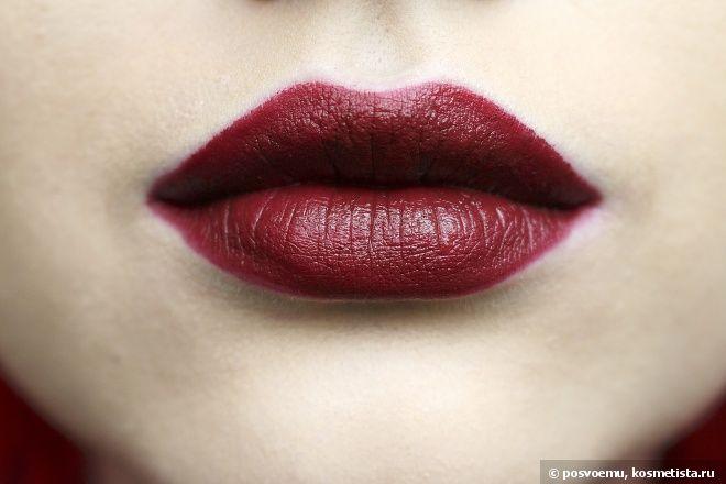 Мат? - Matte, MAC The Matte Lip Lipsticks Fashion Revival, Diva & Ruby Woo отзывы — Отзывы о косметике — Косметиста