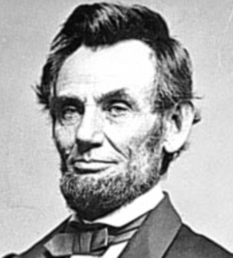Abraham Lincoln abolishes slavery in the southern states