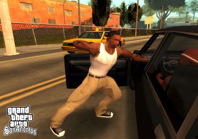 GTA San Andreas Game Images