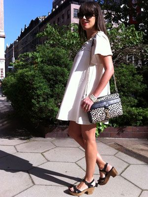 Maternity Summer Style Tips - How To Look Good Pregnant In Summer - Cosmopolitan
