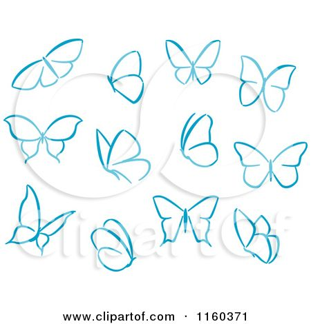 Best 25+ Simple butterfly drawing ideas on Pinterest | Easy ...