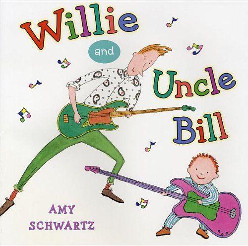 Willie and Uncle Bill by Amy Schwartz https://www.amazon.ca/dp/0823429075/ref=cm_sw_r_pi_dp_x_iT58zbFTXDPK7
