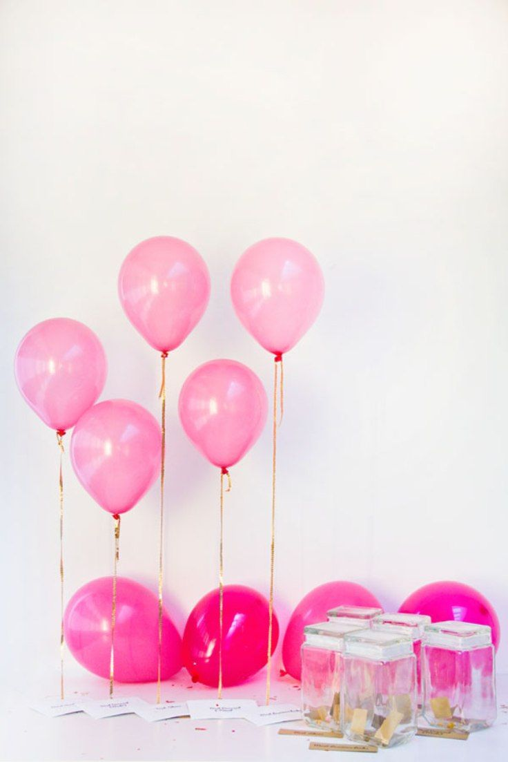 104 best wedding balloons images on pinterest birthdays globe top 10 diy balloon decorations junglespirit Images