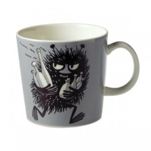 stinky moomin mug