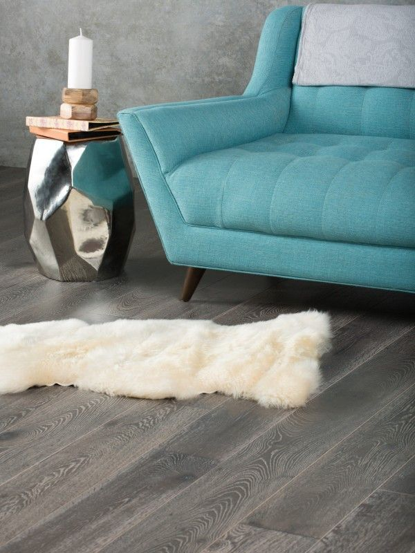 Just love this sweet blue and grey cbo it looks so cool don't you think Charter White Oak Engineered Wood Flooring so on trend for 2016 flooring