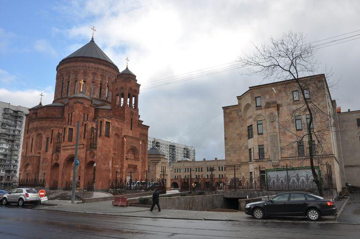 Армянского шашлыка