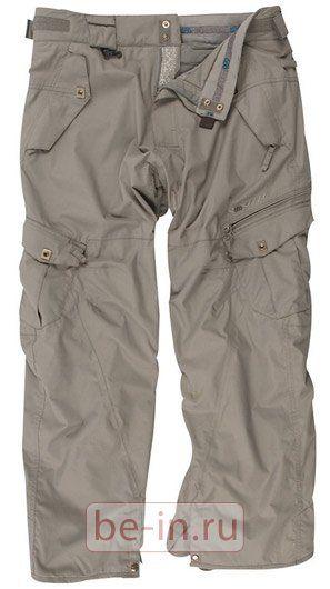 Утепленные мужские брюки