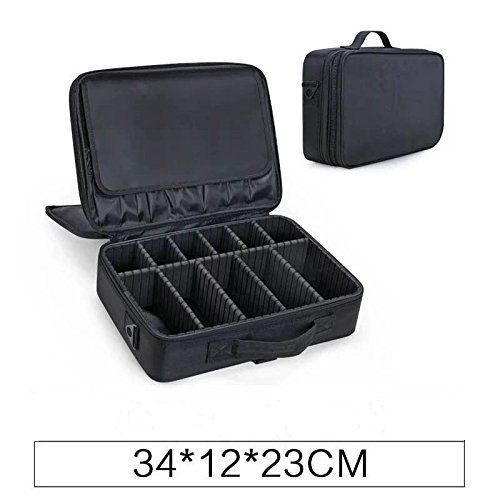 New BEST Professional Makeup Case Travel Makeup Bag Makeup Artist Cosmetic Train Case Cosmetic Organizer Big Makeup Bag Perfect Gift - Makeup Organizer & Makeup Brush Holder Bag. For product & price info go to:  https://beautyworld.today/products/new-best-professional-makeup-case-travel-makeup-bag-makeup-artist-cosmetic-train-case-cosmetic-organizer-big-makeup-bag-perfect-gift-makeup-organizer-makeup-brush-holder-bag/