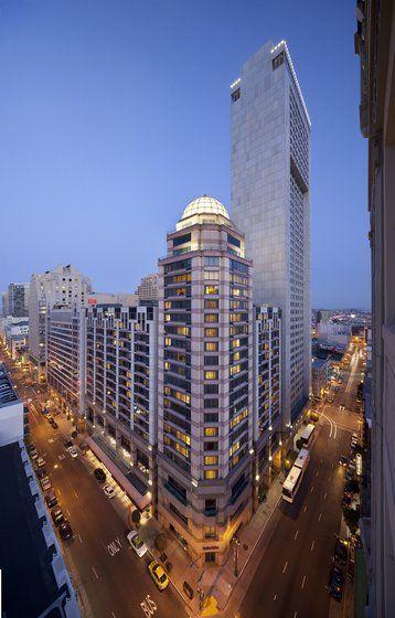 Hilton San Francisco Union Square Hotel in San-Francisco-CA | Hipmunk