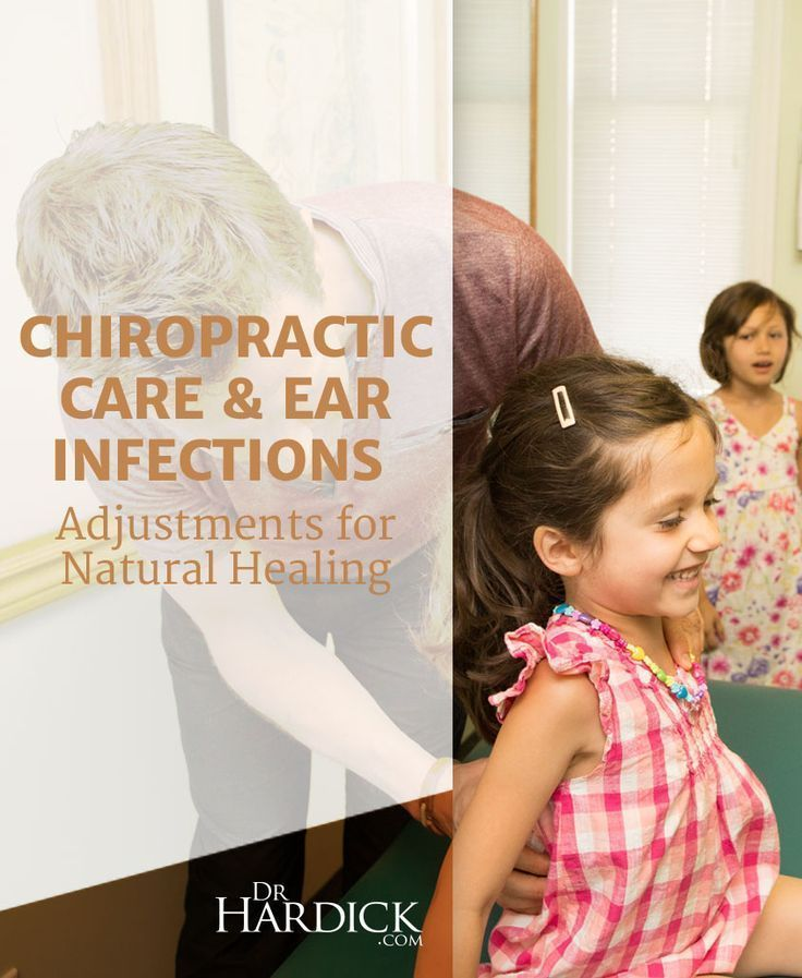 The Truth About Ear Infections & Why Chiropractors Can Help! http://DrHardick.com