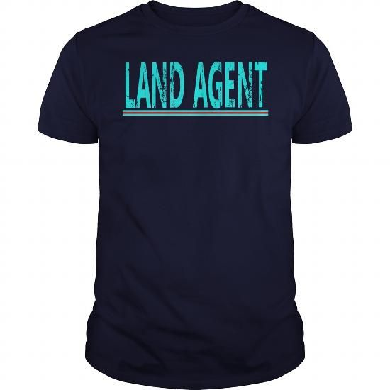 Awesome Tee Land Agent T shirts