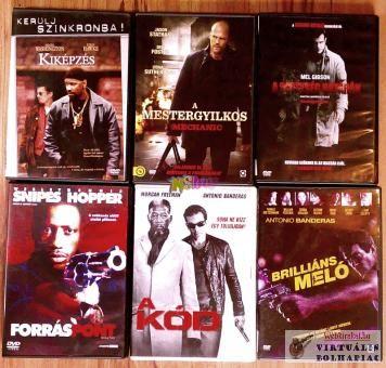 Hollywood sztárjai akció filmek