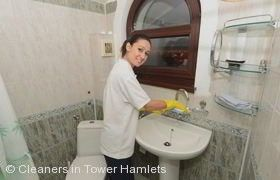 Domestic Cleaners Tower Hamlets