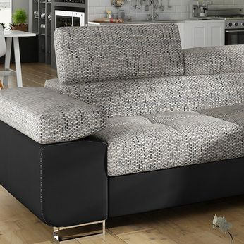 Découvrez un large choix de canapé d'angle convertible sur Sofamobili, le référent des meubles de salon. Pour tous les budgets !
