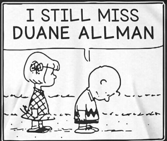 I do too, Charlie Brown.