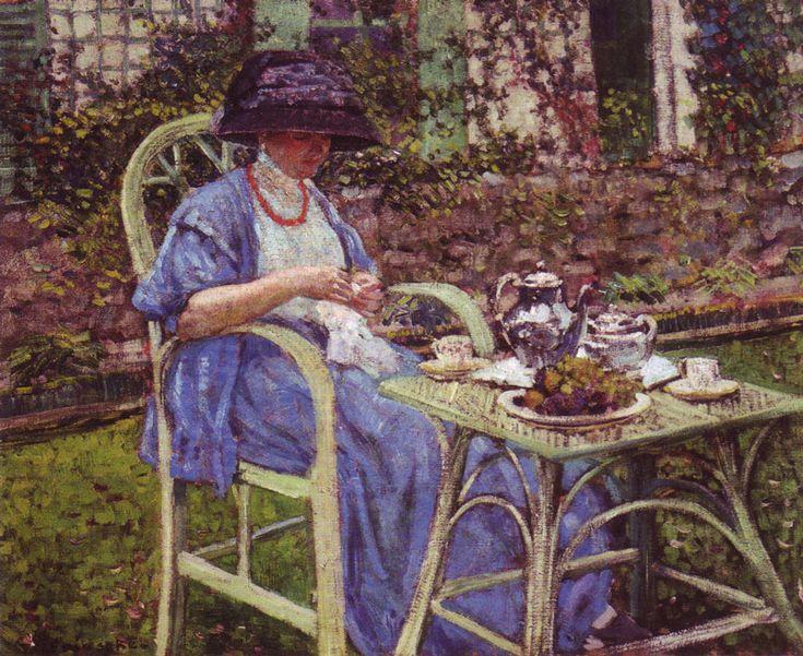 Giverny | Les peintres américains et Claude Monet