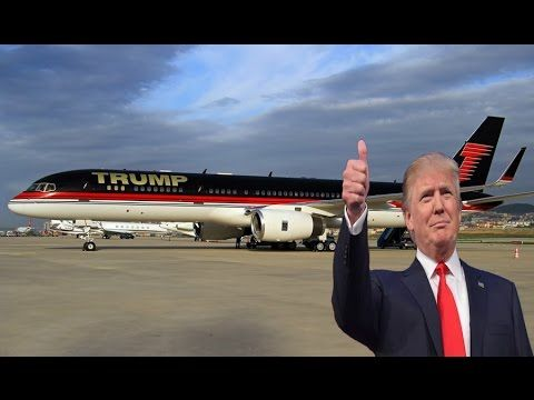 Donald Trump Lifestyle, Net Worth, Salary, Assets, Private Jets, Cars, P...