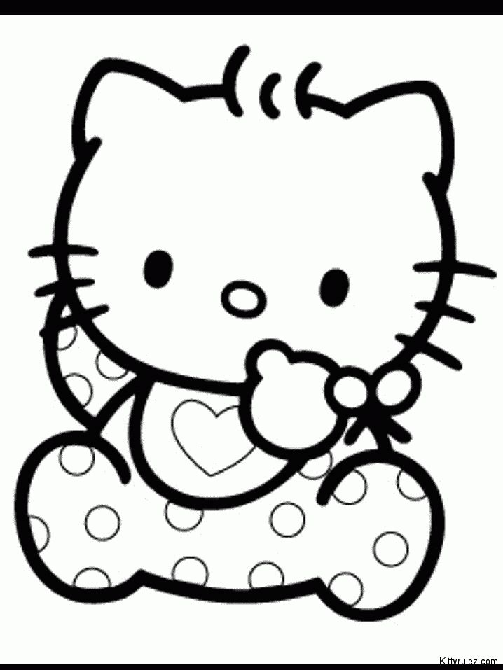 Best 25 Hello Kitty Drawing Ideas