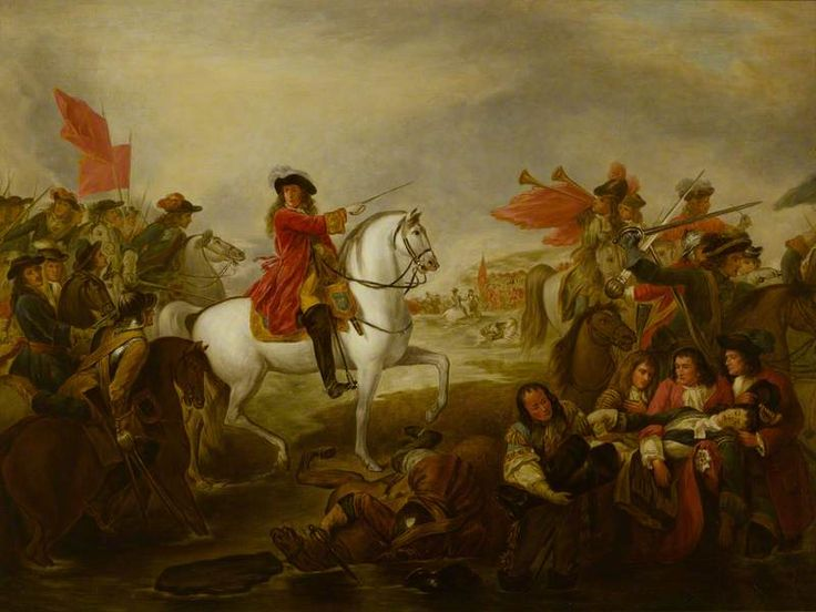 battle of the boyne (orangemen's day)
