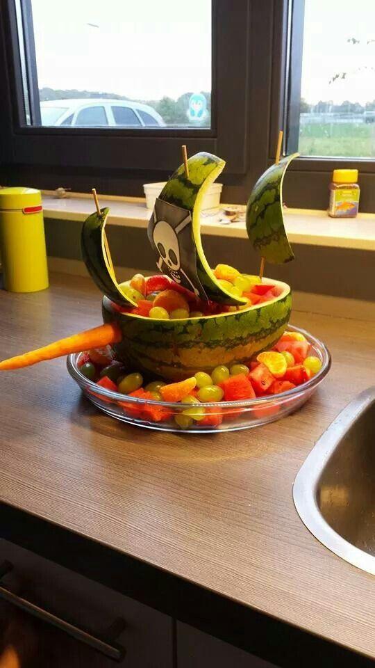 Fruit piratenschip