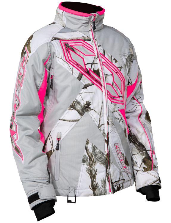 Womens castle jackets
